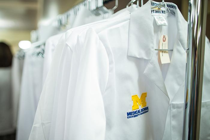 M1 Students: Order Your White Coat